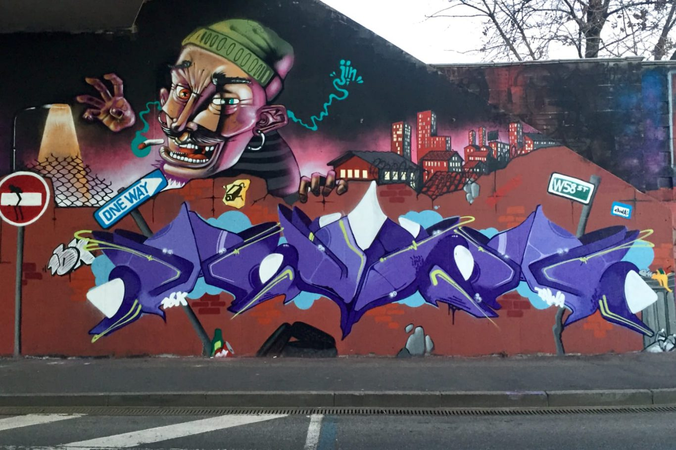 Tawa artist interview graffiti