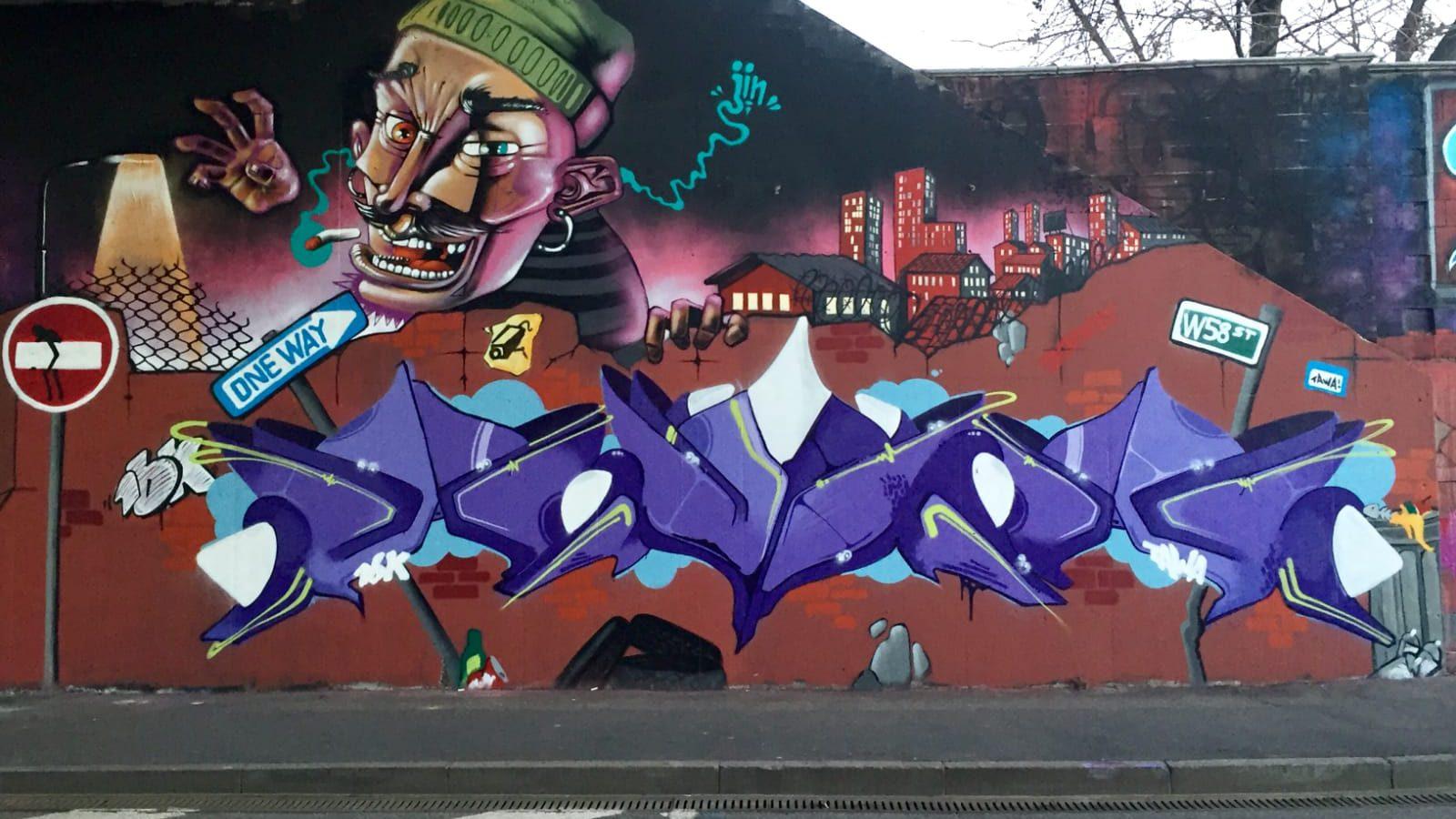 Tawa artist interview graffiti