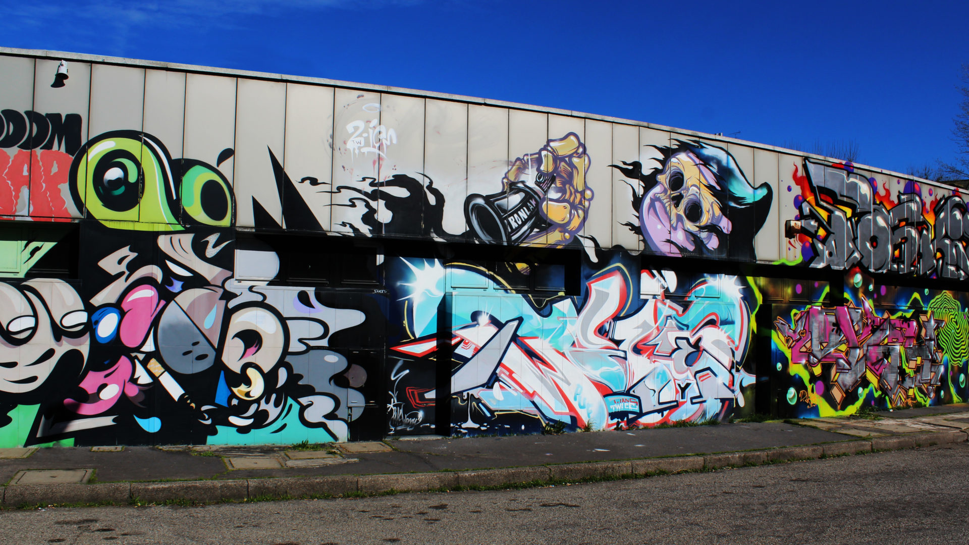 Erics + Wany + Fosk + Klose