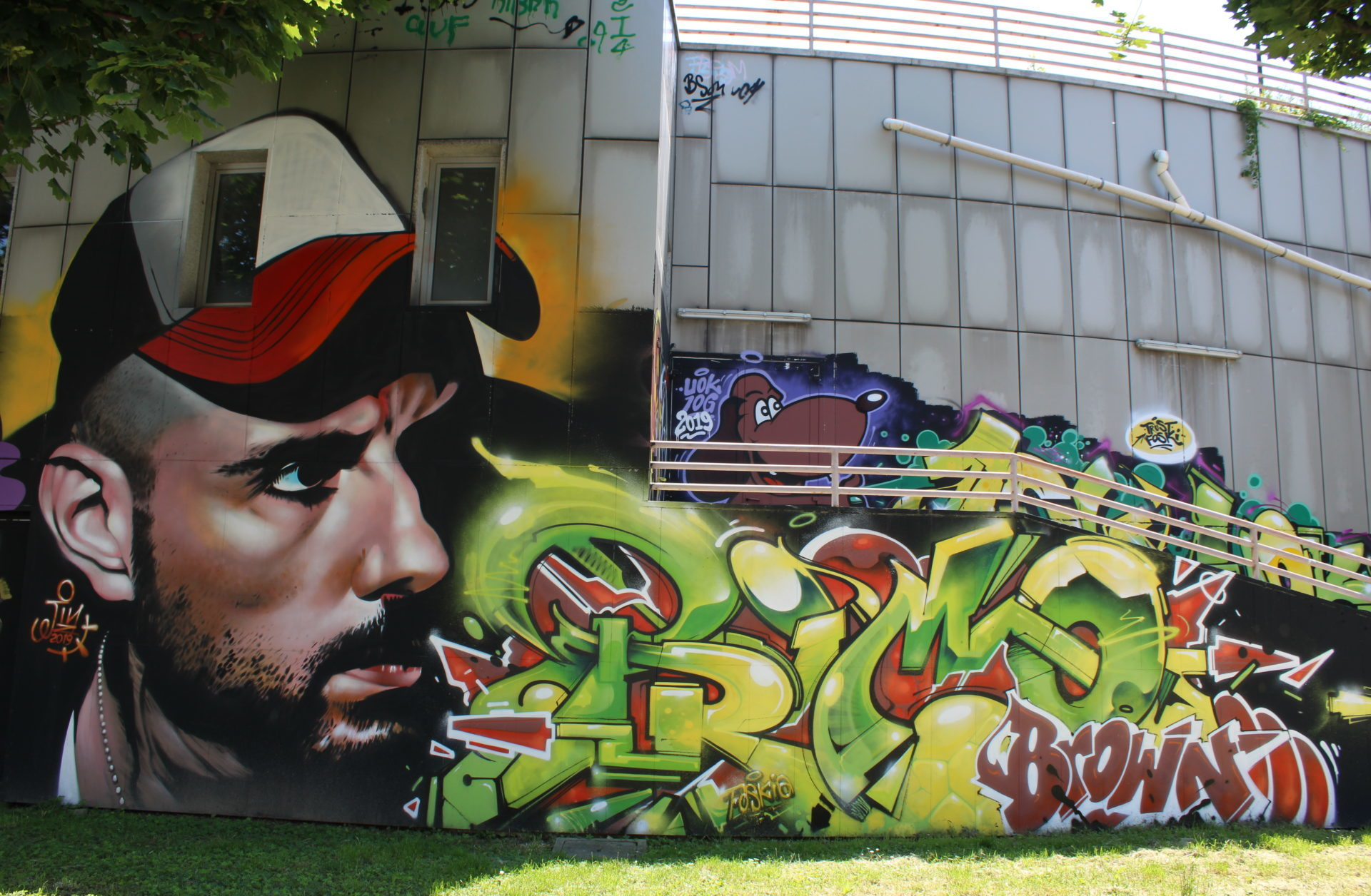 Primo Brown R.I.P. by Jin + Fosk