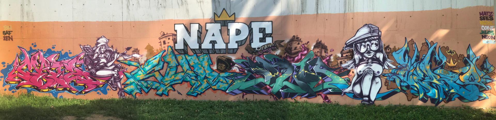 Matz + Sees + Pazol + Cone + Jilos + Neon + Nero