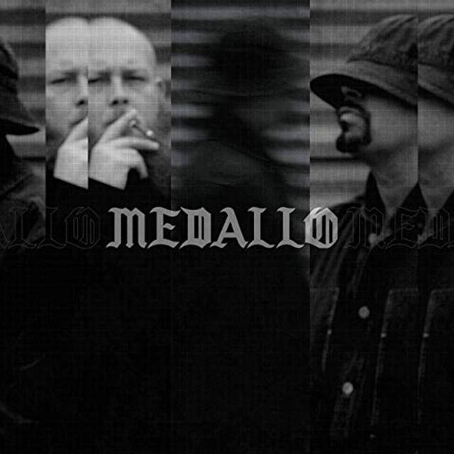Crimeapple x Dj Muggs - Medallo copertina album