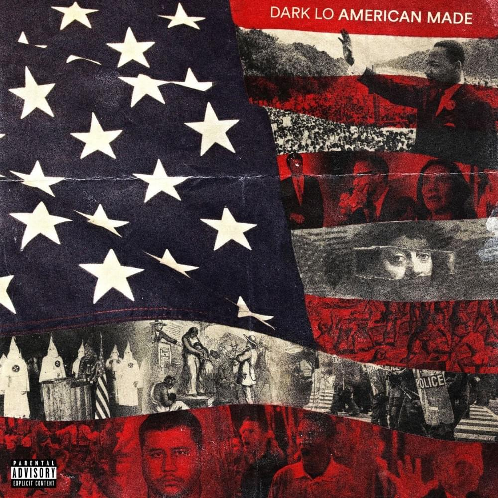 Dark-Lo - American Made copertina album