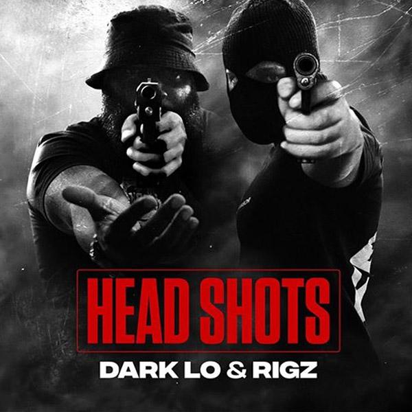 Dark-Lo & Rigz - Head Shots copertina album