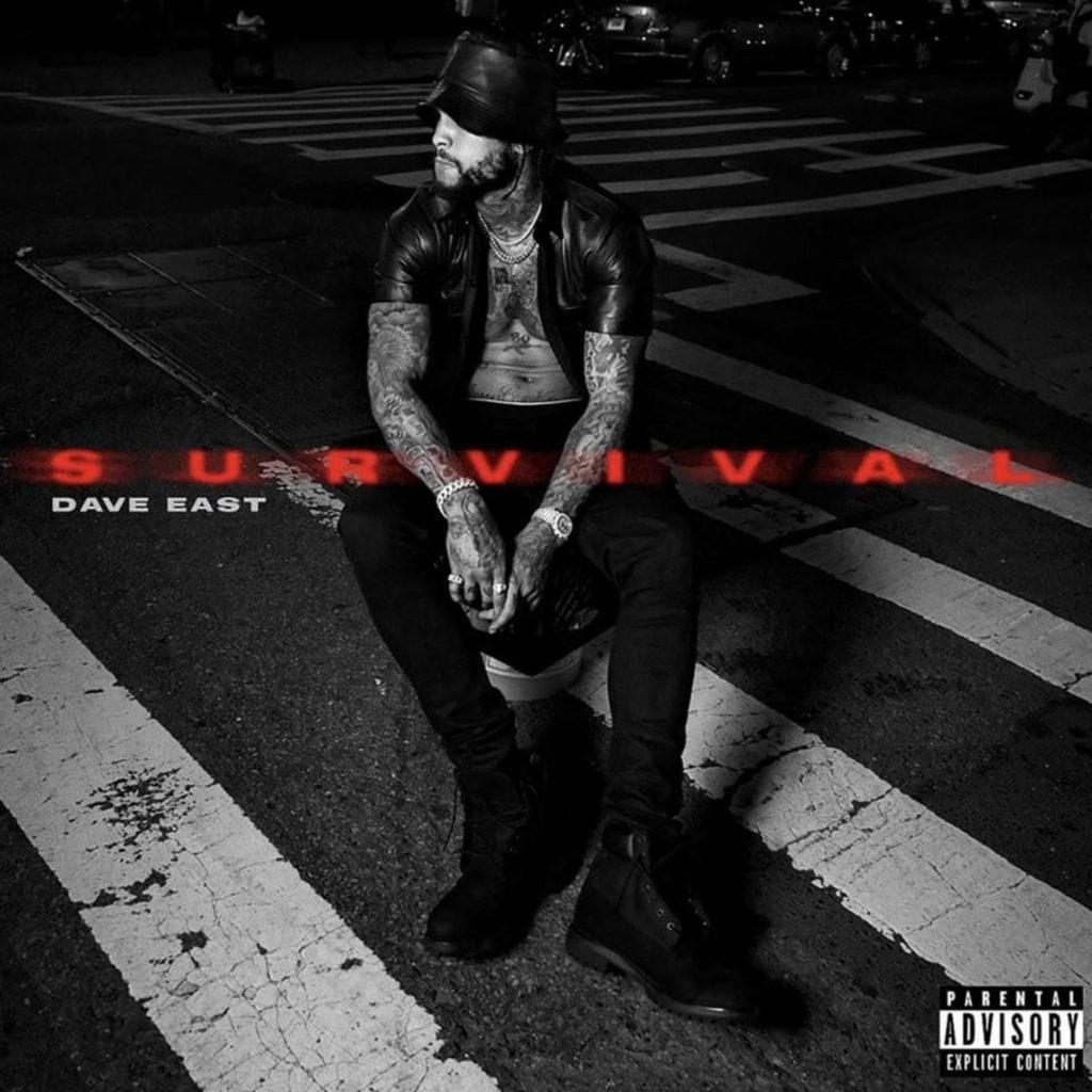 Dave East - Survival copertina album