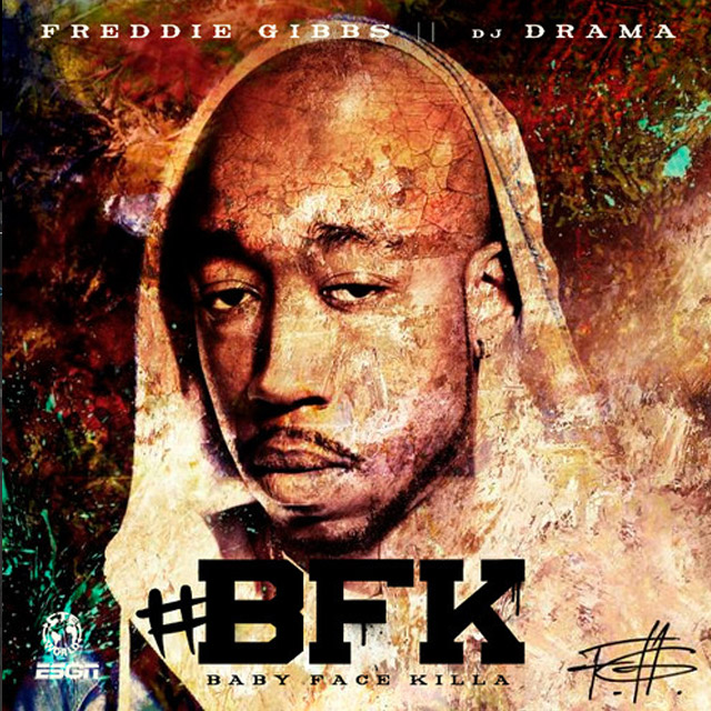 Freddie Gibbs - Baby Face Killa copertina album