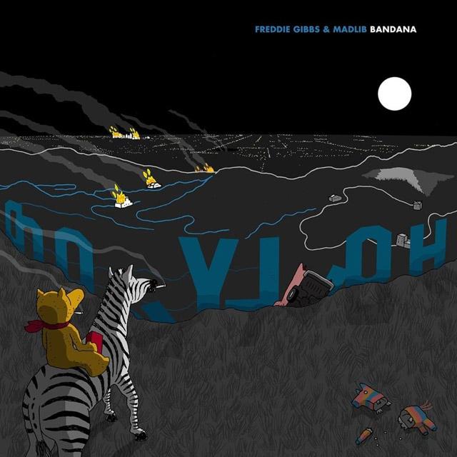Freddie Gibbs & Madlib - Bandana copertina album
