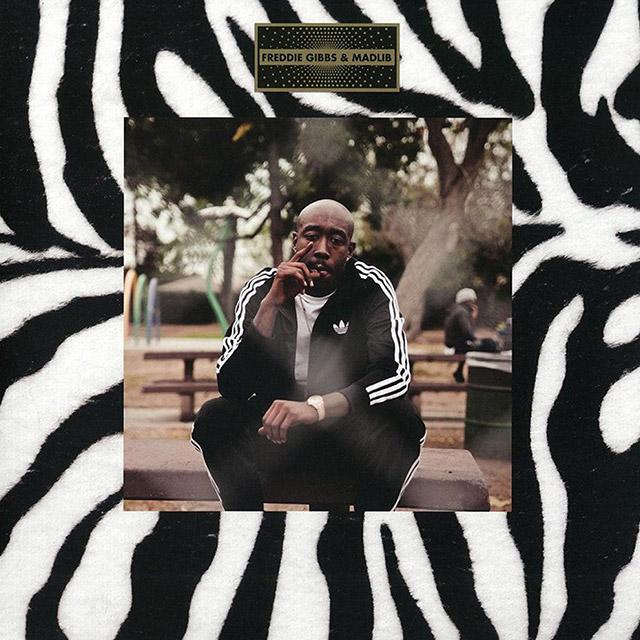 Freddie Gibbs & Madlib - Piñata copertina album