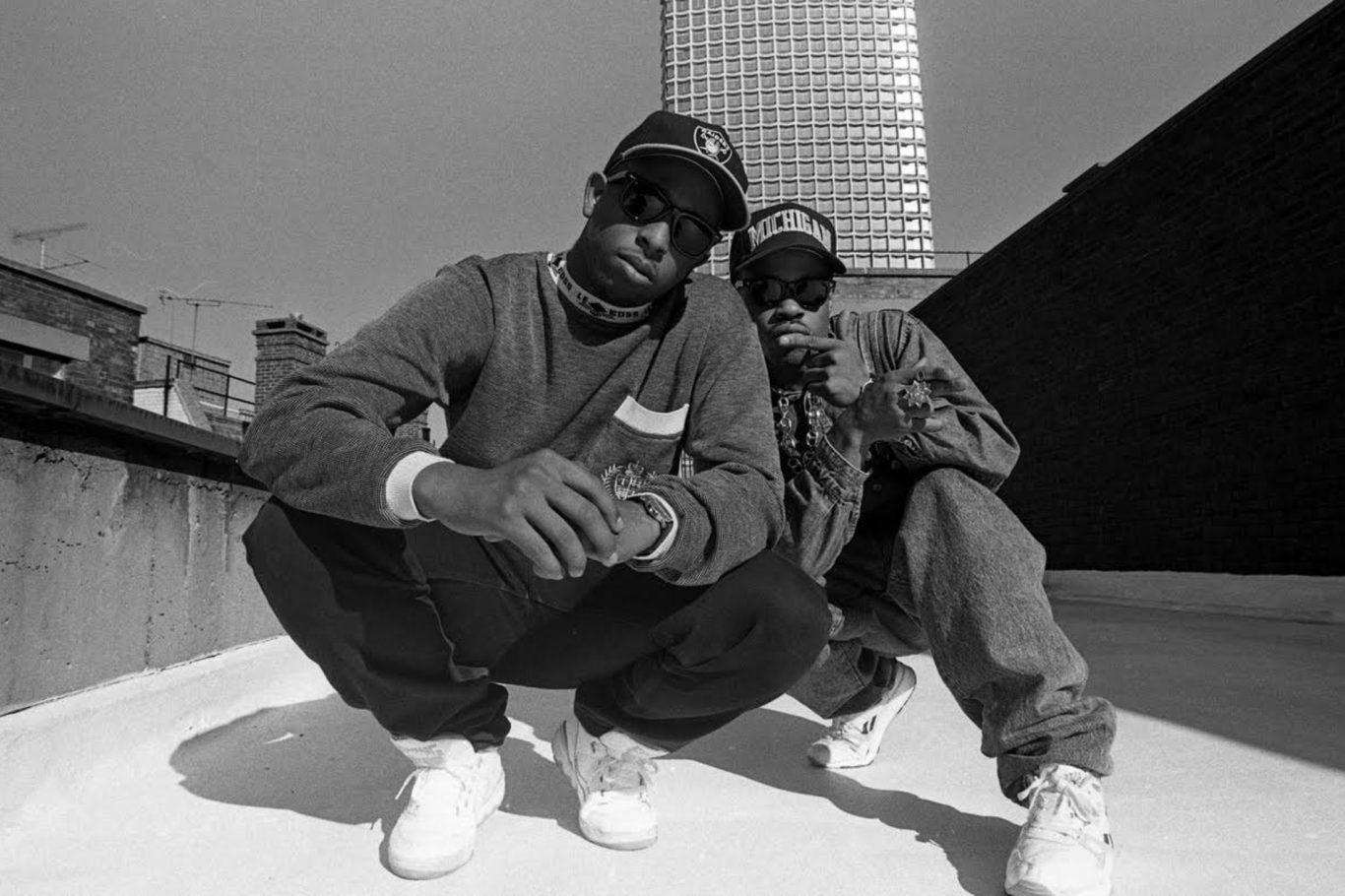 Guru e Dj Premier - Gang Starr