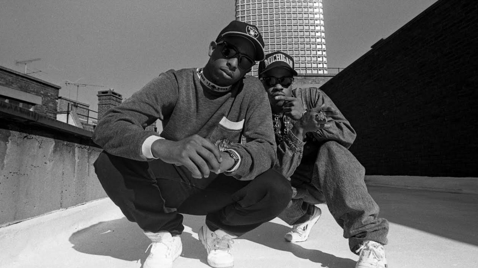 "Guru e Dj Premier - Gang Starr ""One of the Best Yet"""