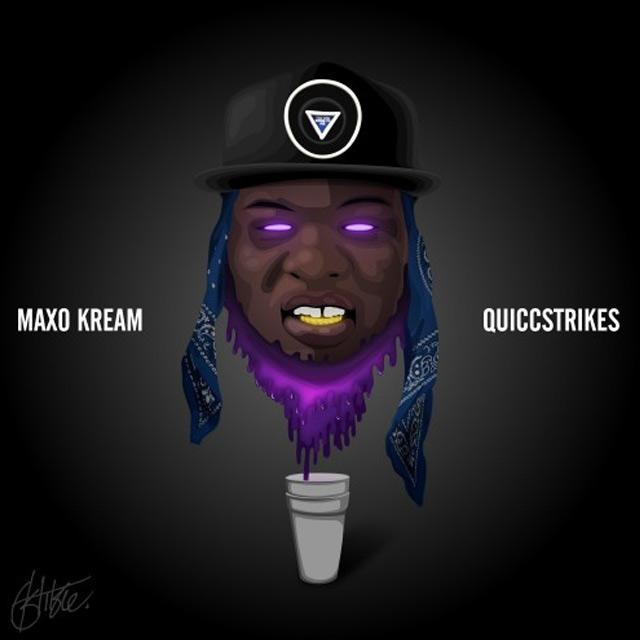 Maxo Kream - Quiccstrikes copertina album