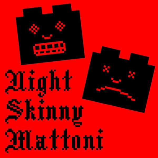Night Skinny - Mattoni copertina album