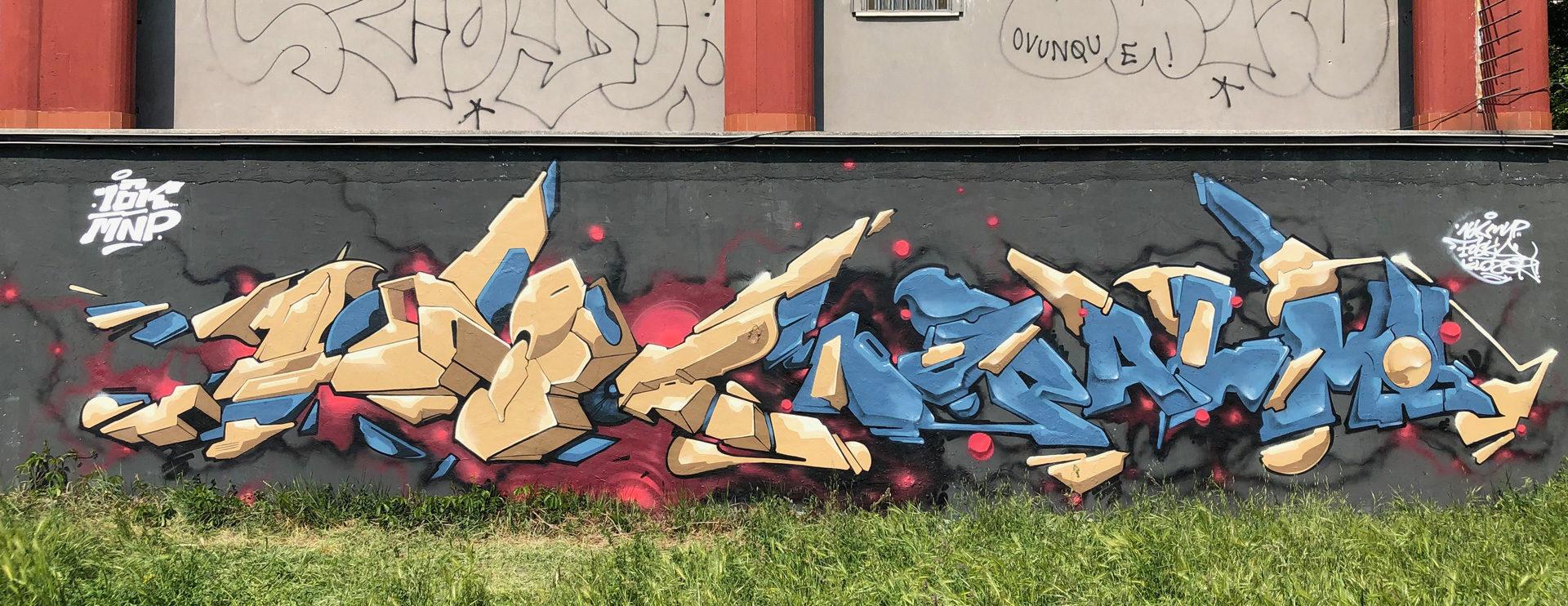16K by Fosk + MNP by Klose