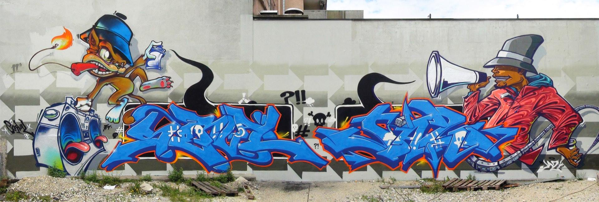 Serval + Jazi