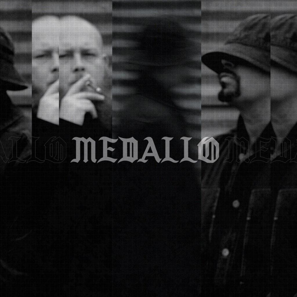 DJ Muggs x Crimeapple - Medallo