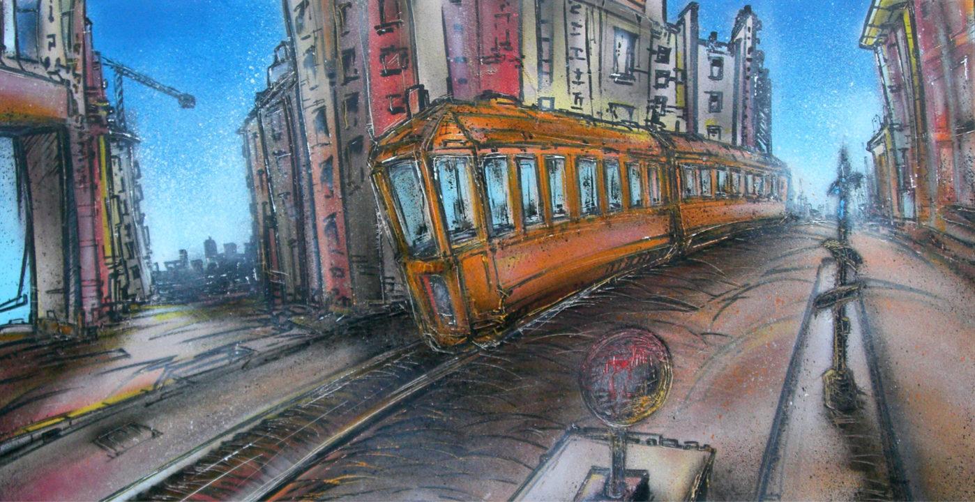Tram View