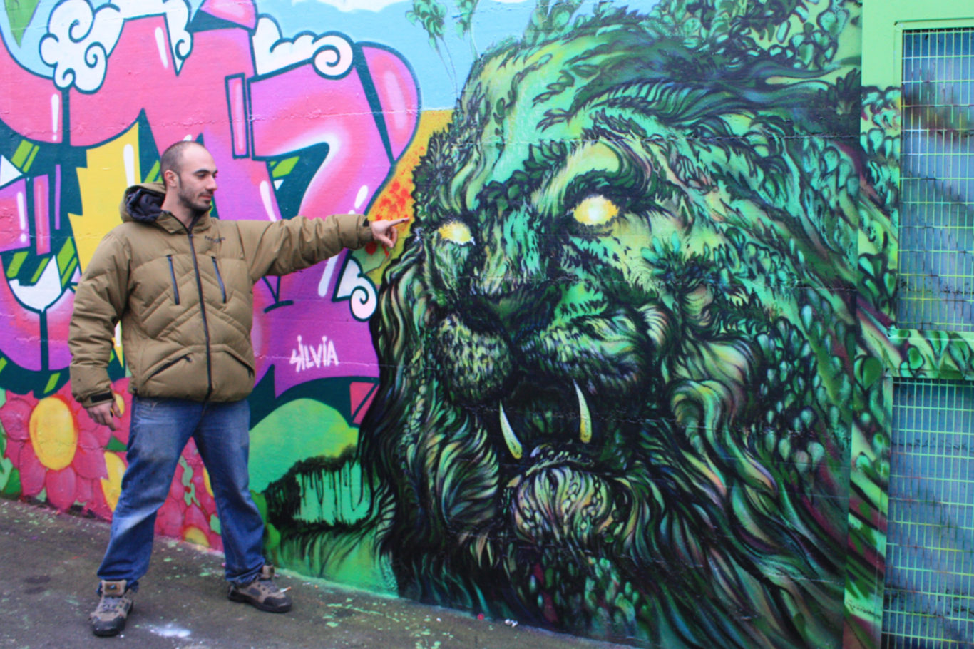 Intervista graffiti writer Impo BN crew