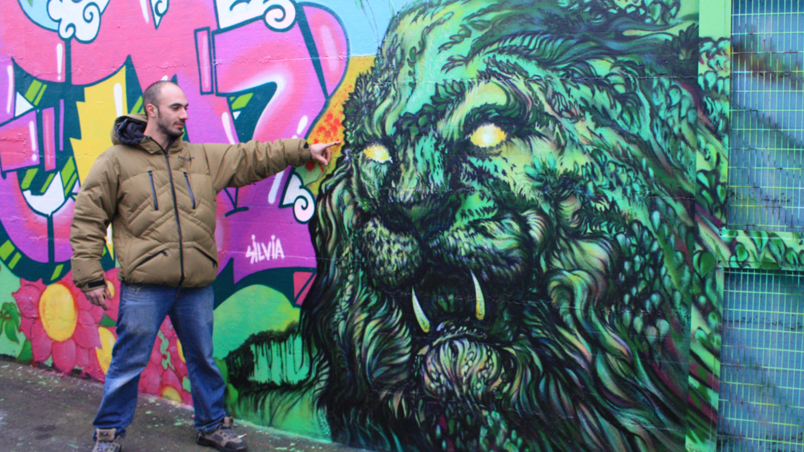 Intervista graffiti writer Impo BN crew