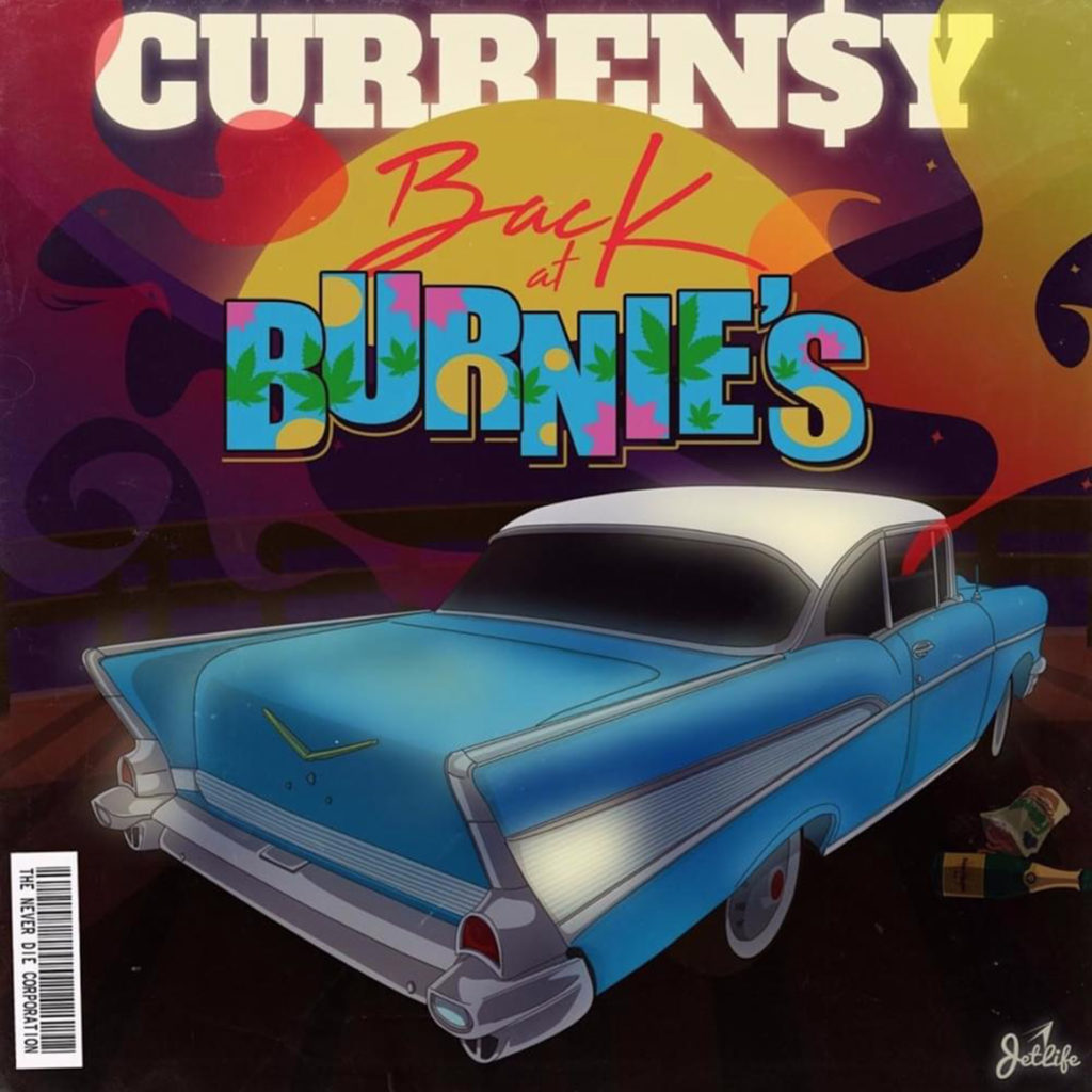 "Curren$y- ""Back to Burnies"" Recensione album"