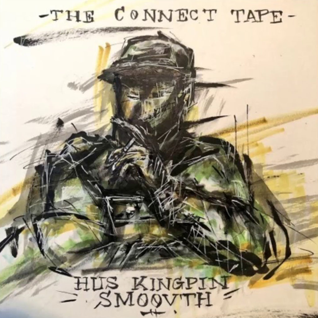 "Hus Kingpin & SmooVth -""The Connect Tape"" Recensione album"