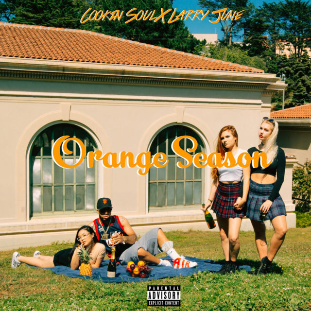 Larry June - Orange Season