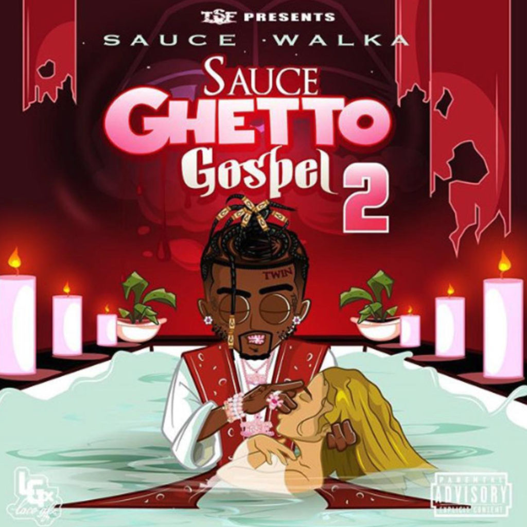 "Sauce Walka - ""Ghetto Gospel 2"" Recensione album"
