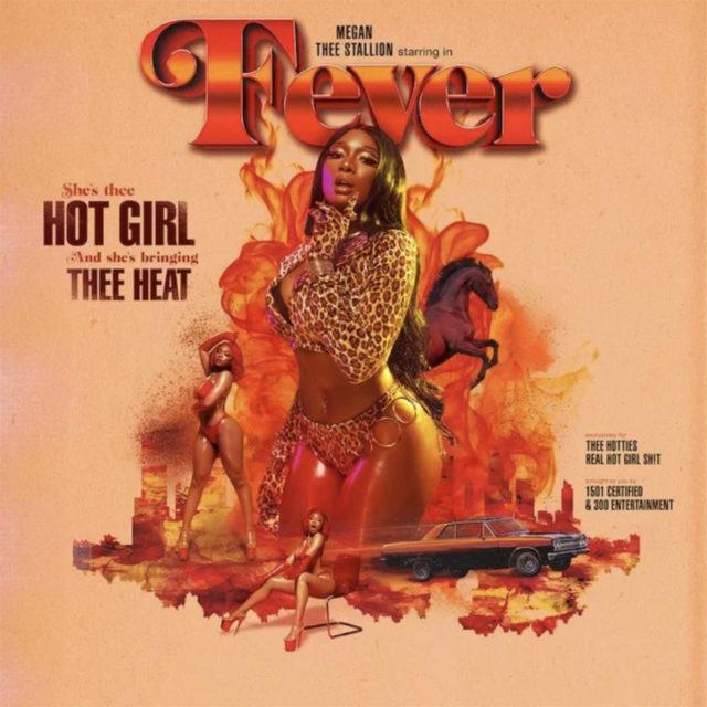 Megan Thee Stallion - Fever album cover