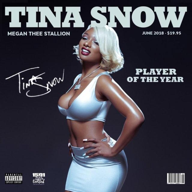 Megan Thee Stallion - Tina Snow album cover