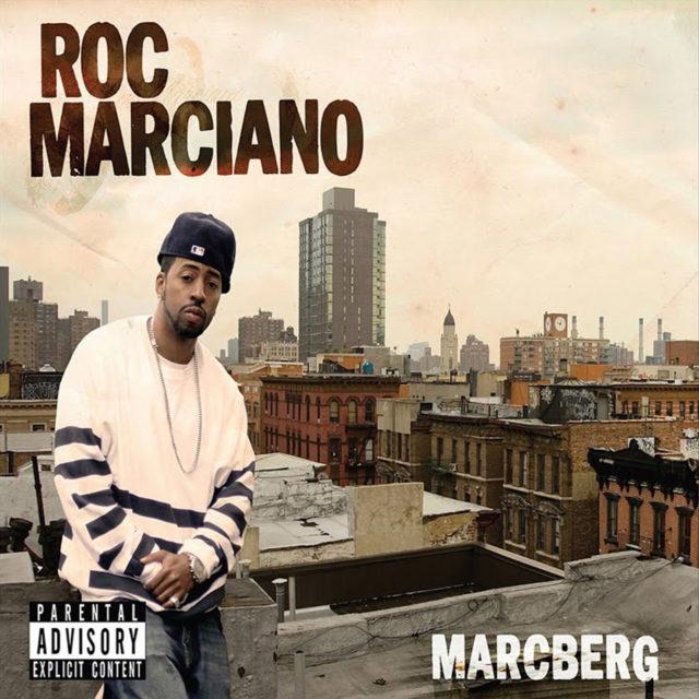 Roc Marciano - Marcberg Album Cover