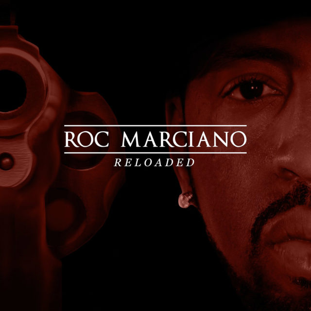 Roc Marciano - Reloaded Album Cover