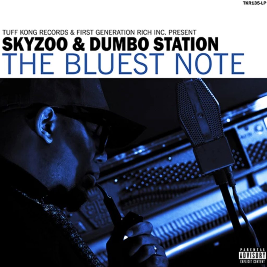 skyzoo dumbo station the bluest note recensione
