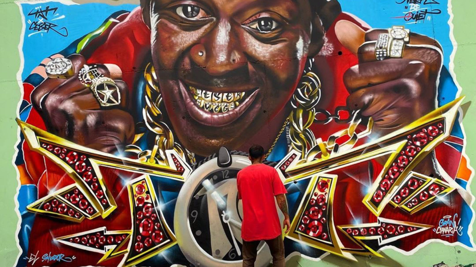 Graffiti Kings Ceser VCG interview