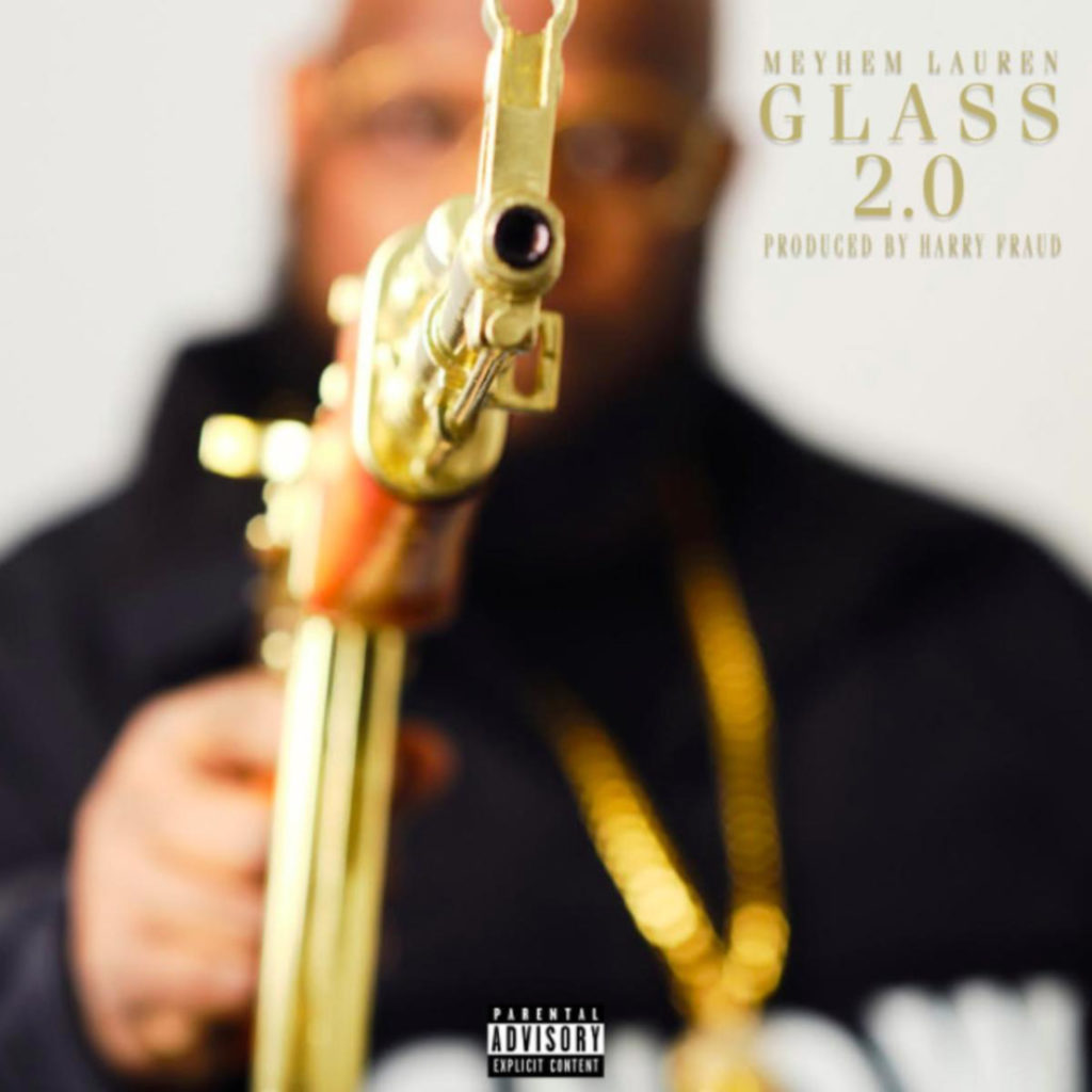 Meyhem Lauren & Harry Fraud - Glass 2.0 Recensione