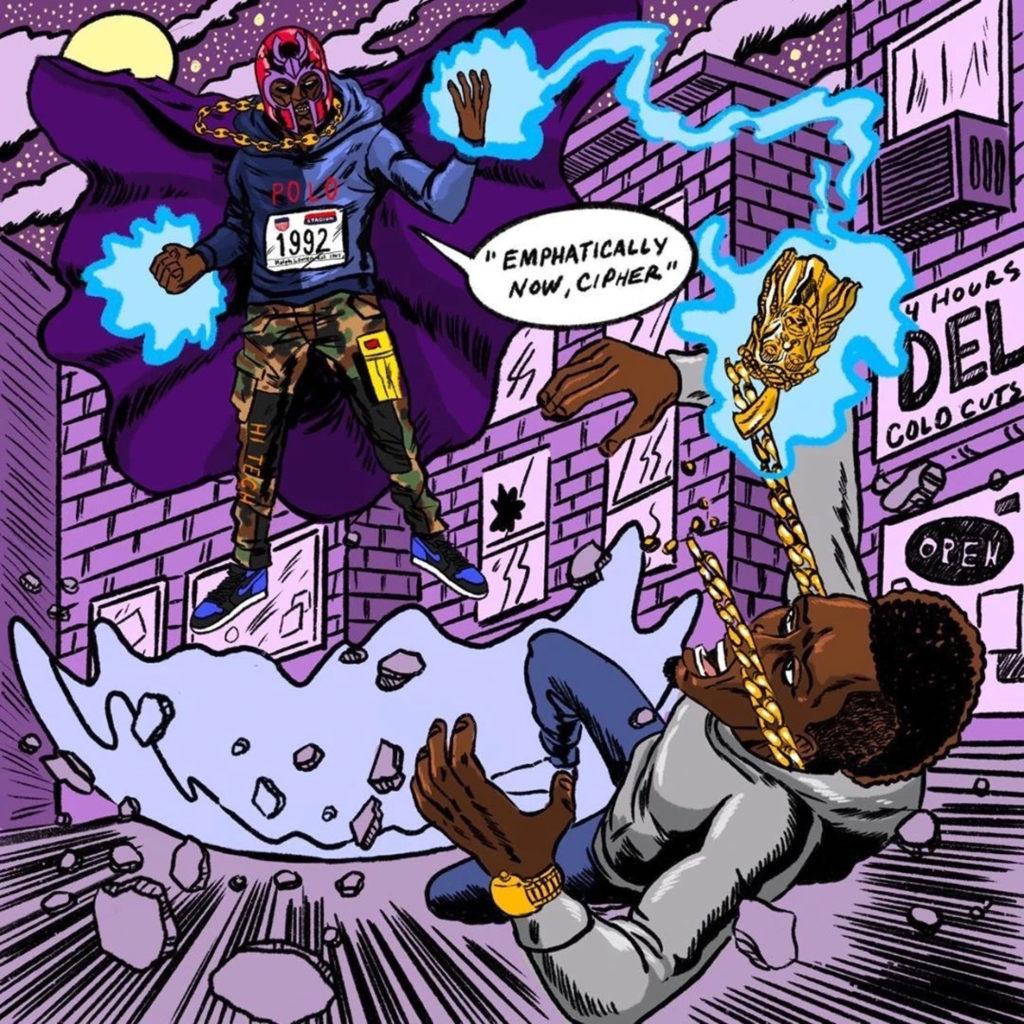 Raz Fresco - Magneto Was Right Issue #5 recensione