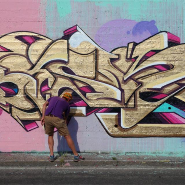 Intervista a Blef, leggenda italiana dei graffiti
