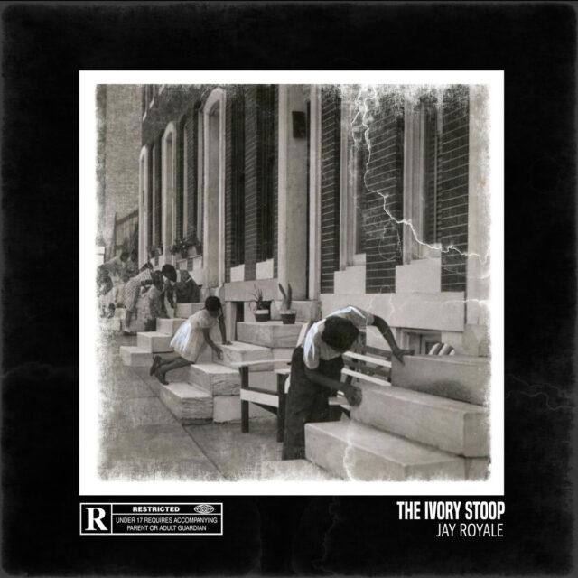 "Copertina album ""The Ivory Stoop"""