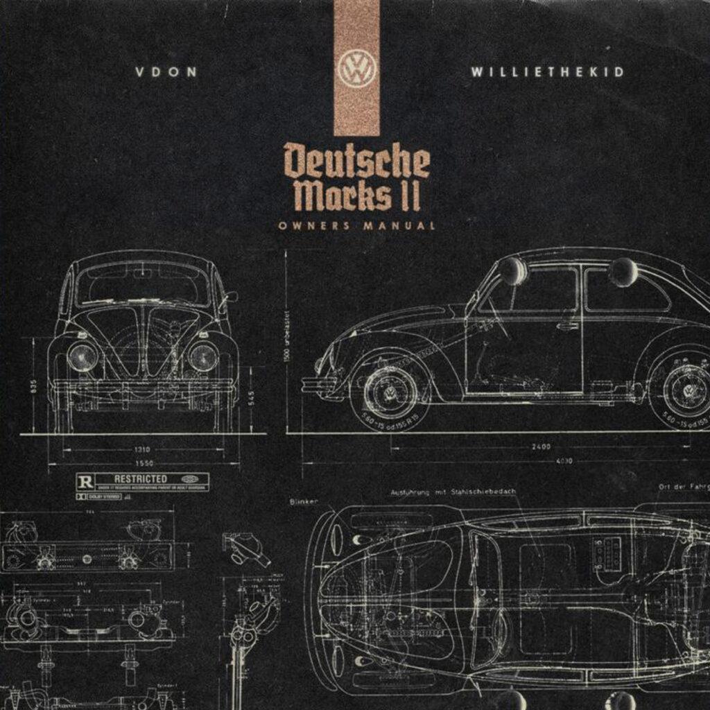 V-Don & Willie The Kid - Deutsche Mark 2 album review