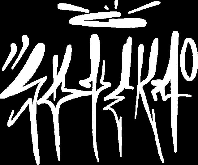 Soneka Graffiti Tag White