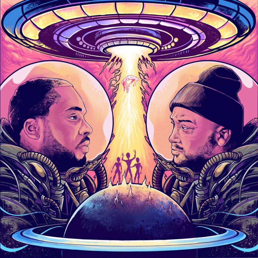 "Jay NiCE & Machacha - ""A Stream Of Consciousness"""