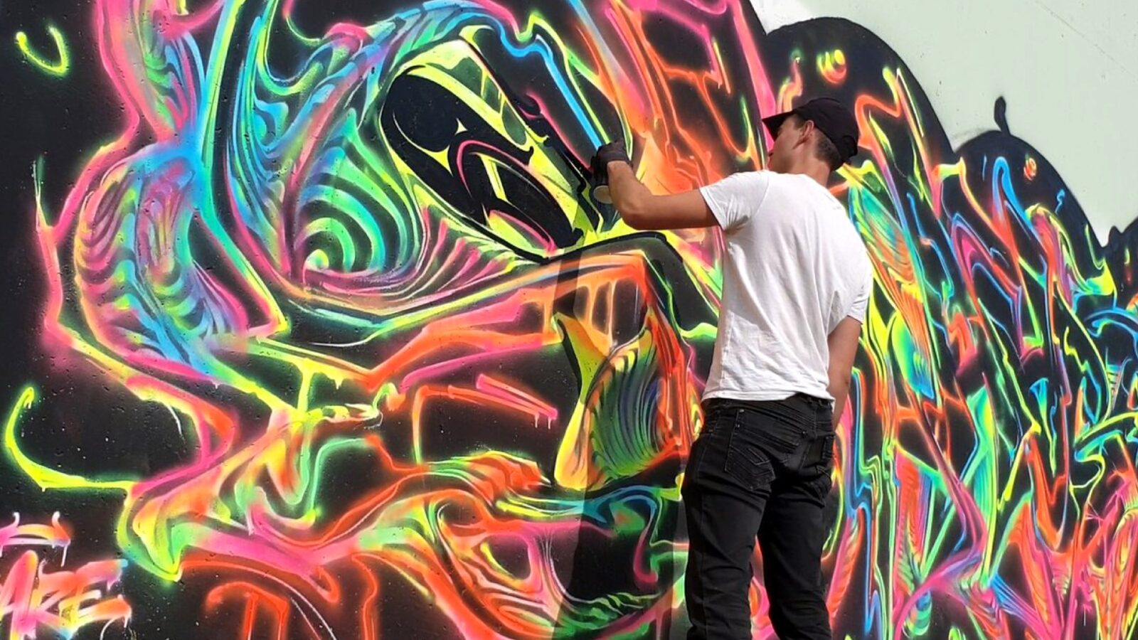 Skare (Poland) Graffiti Artist Interview