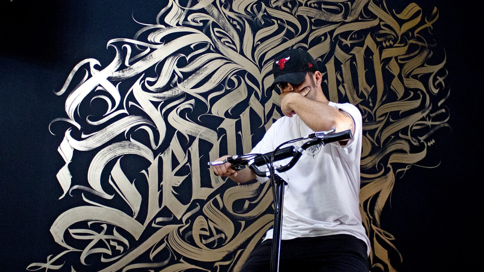 Warios Graffiti Interview